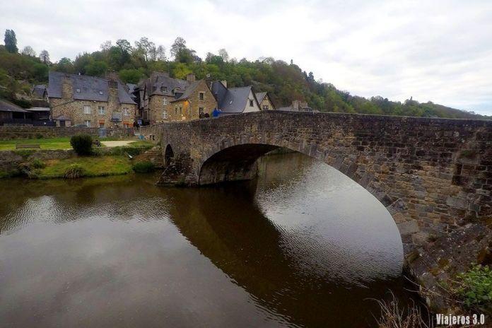 Dinan, ruta por la Bretaña