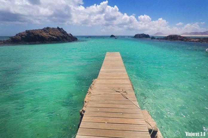 Puertito de Lobos, las mejores playas de Fuerteventura