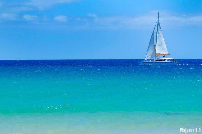 las mejores playas de Fuerteventura, playa del Matorral