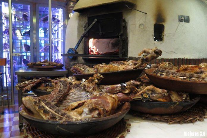 El Alfoz, restaurantes donde comer lechazo en Burgos