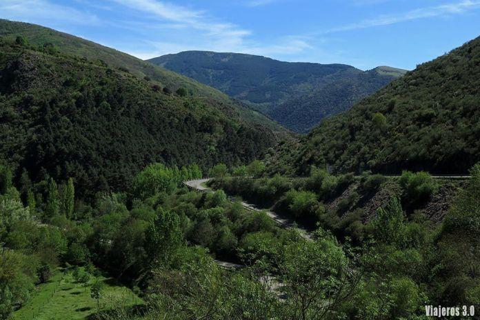 Paisajes de la Sierra de la Demanda en la zona de 7 Villas