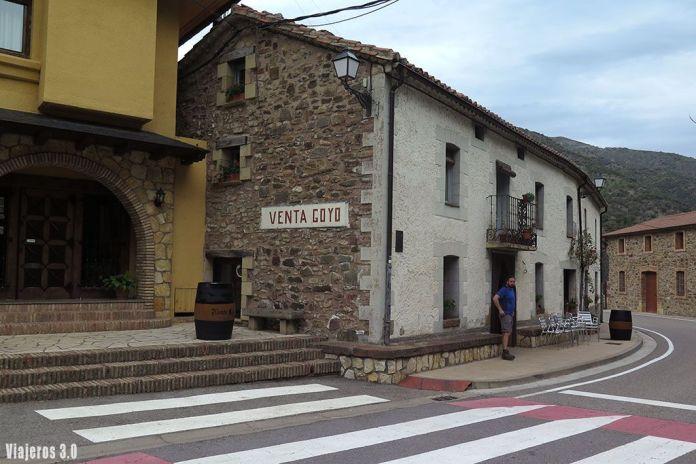 Venta de Goyo, alojamiento en las 7 Villas