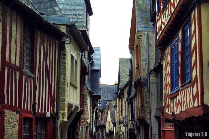 visitar Vitre en una ruta por la Bretaña