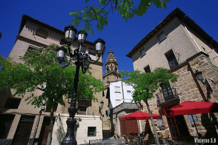 Centro de Haro en La Rioja Alta