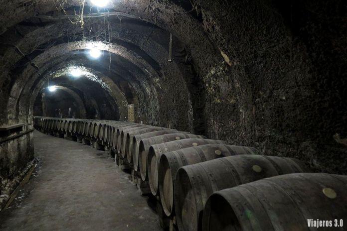Bodega El Terete en Haro, uno de los pueblos más bonitos de La Rioja
