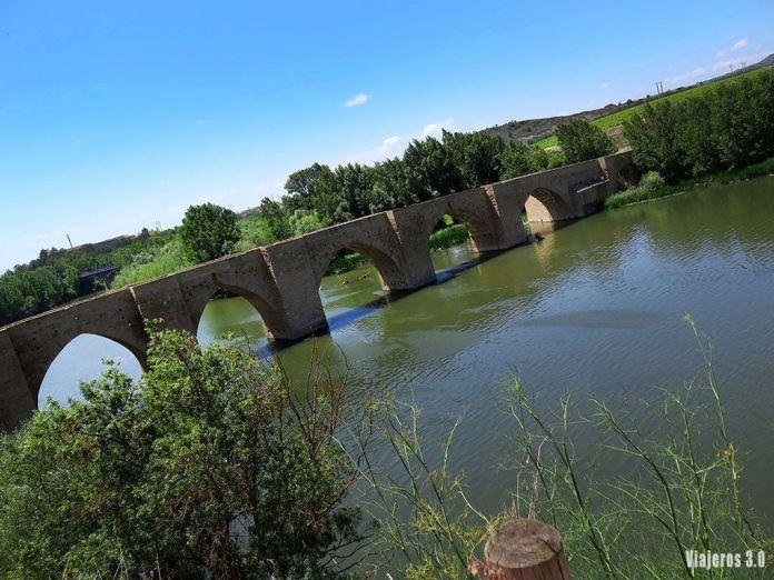 Puente de Briñas, que ver en Haro en un fin de semana