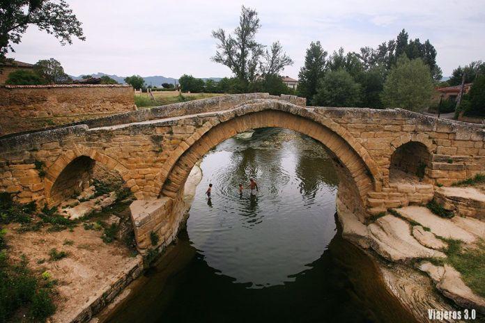 Puente romano de Cihuri, TOP 10 de los pueblos más bonitos de La Rioja
