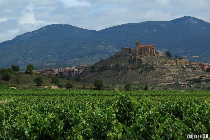 En San Vicente de la Sonsierra, uno de los pueblos más bonitos de La Rioja