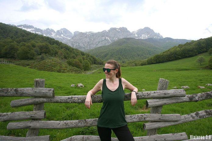 Valle de Sajambre, Montaña de Riaño