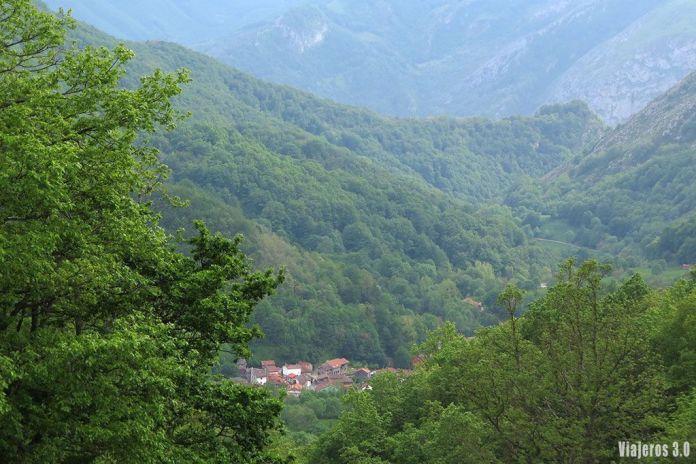 senderismo en Picos de Europa, Valle de Sajambre