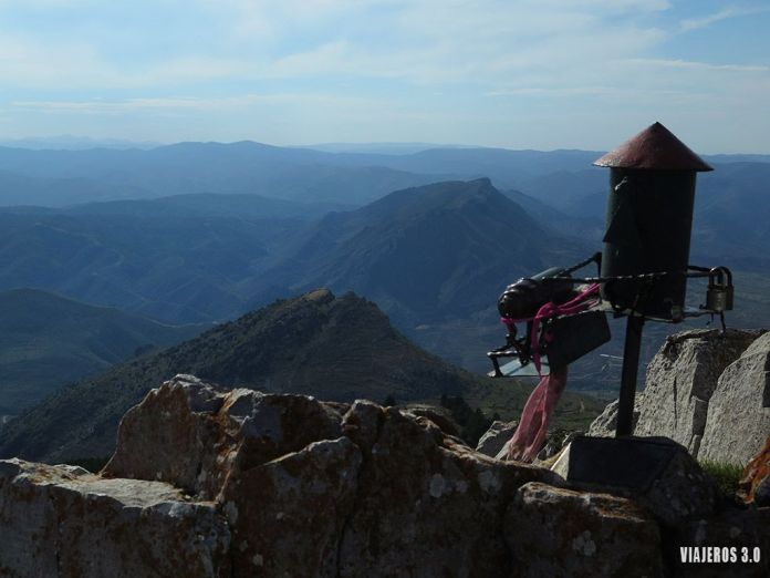 cima de Peña Isasa, que ver cerca de Arnedo
