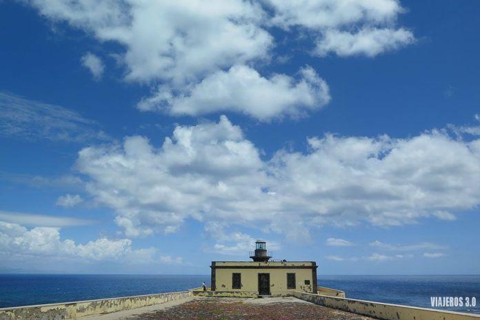 Faro de Martinho, qué ver en la isla de Lobos