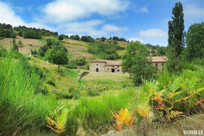 Venta de Piqueras, que ver en la Sierra de Cebollera
