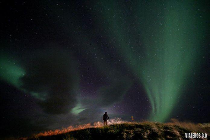 auroras boreales en Islandia, excursiones que hacer cerca de Reikiavik