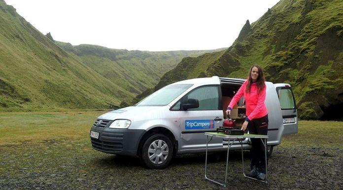 alquiler de autocaravana o camper en Islandia
