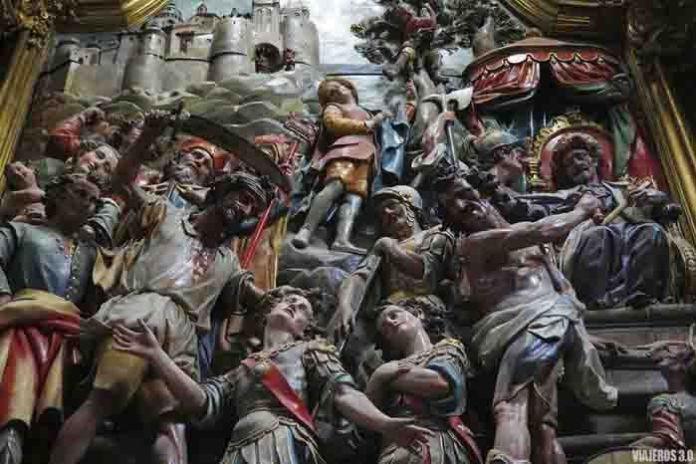 Capilla de los Santos Mártires, visitar Calahorra