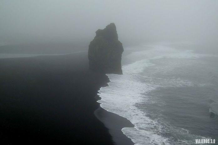 dyrholaey, viaje por Islandia en Camper