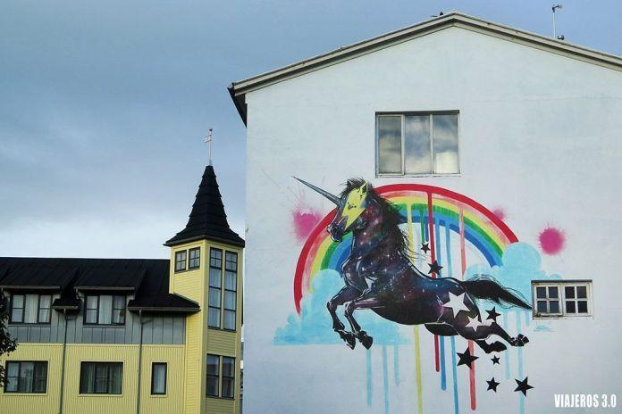 Reikiavik, ruta por Islandia en 2 semanas