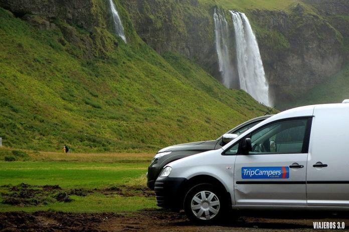 Ruta por Islandia en Camper