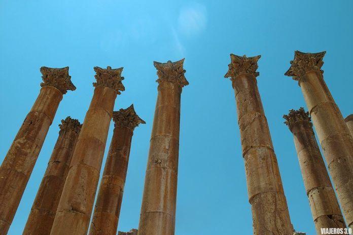 Jerash, ruta por Jordania en una semana