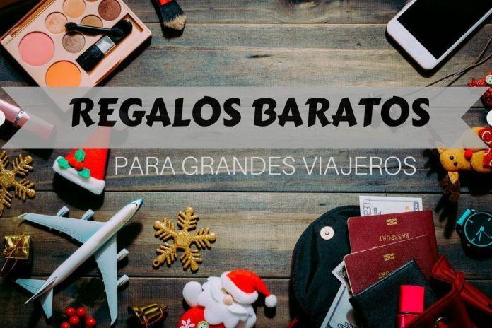 10 regalos baratos para viajeros