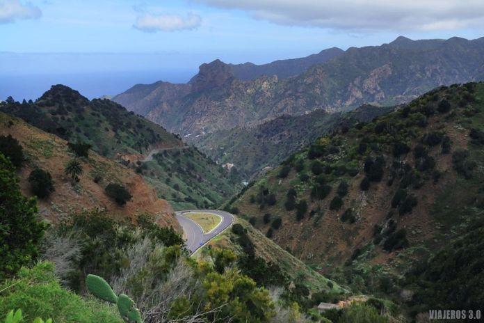 carreteras de La Gomera