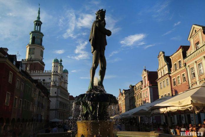 Poznan en Europa, destinos europeos