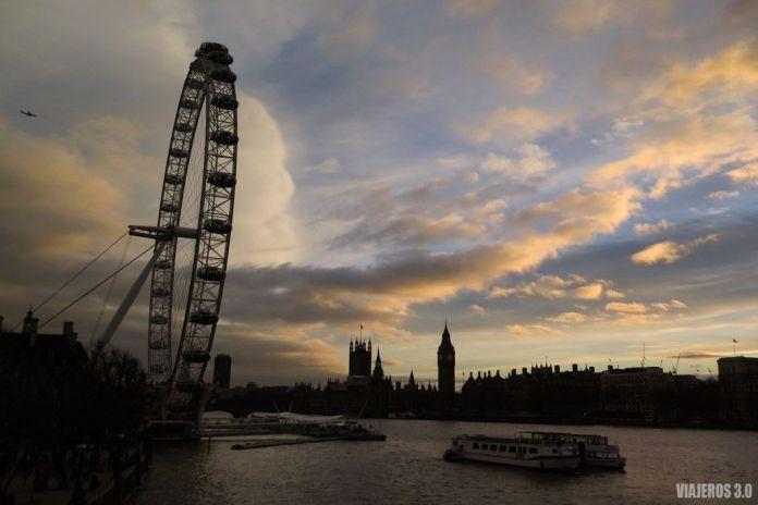 que visitar en Londres en 2 días, London Eye