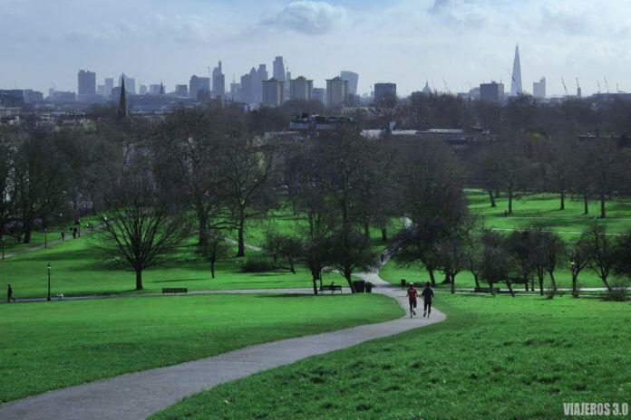 Que visitar en Londres, Primerose Hill