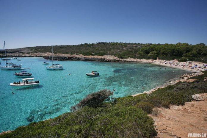 Calas y playas de Mallorca, Cala Varques
