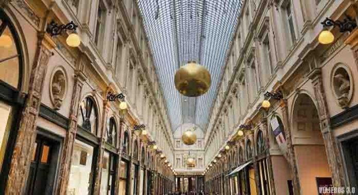 Galerías Saint Hubert, qué ver y hacer en Bruselas
