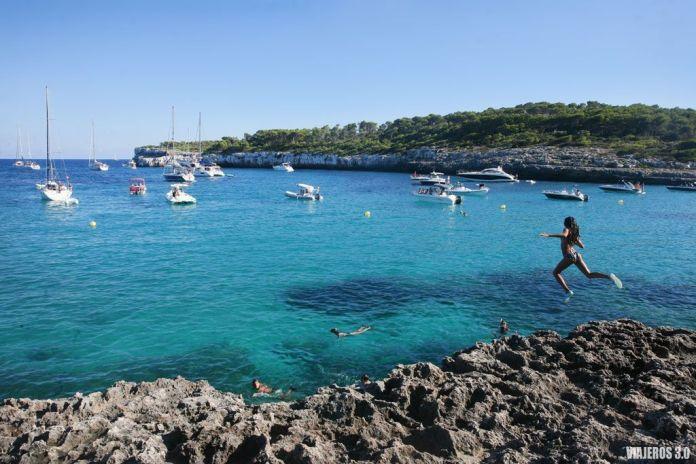 Playa S´Amarador, las mejores playas de Mallorca
