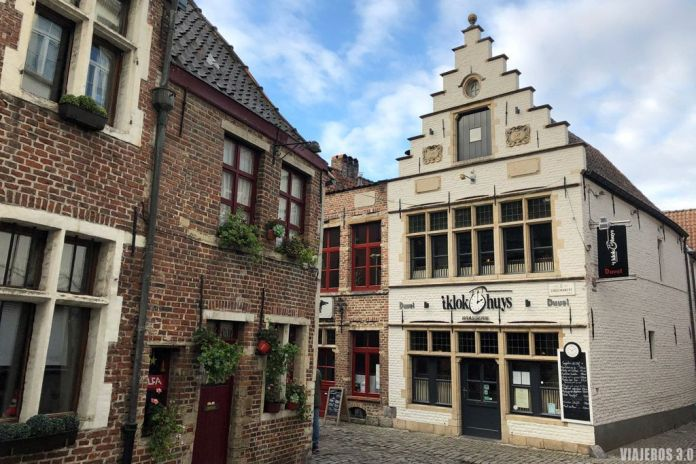 Patershol, Gante. Ruta por Bélgica: Brujas, Gante y Bruselas en 4 días