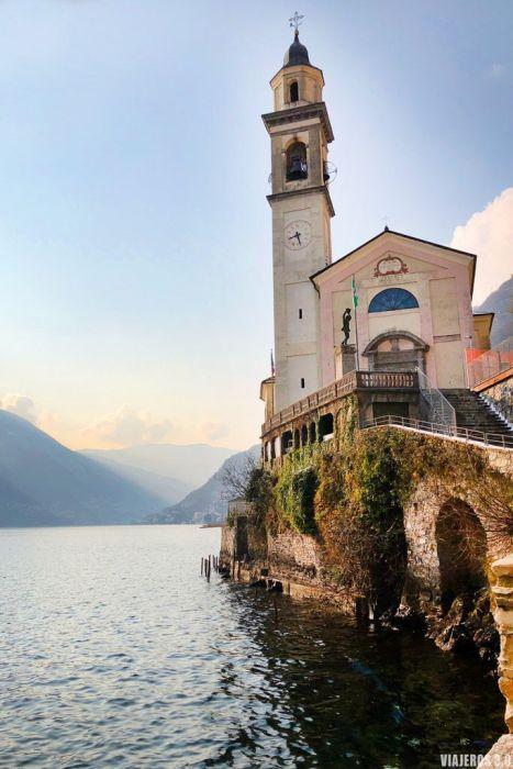 Brienno, los pueblos más bonitos del lago de Como en Italia
