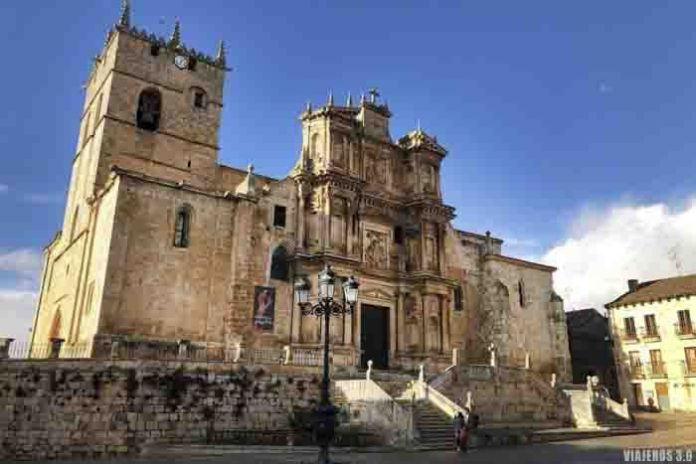 Iglesia de Gumiel de Izán, que ver en la Ribera del Duero burgalesa