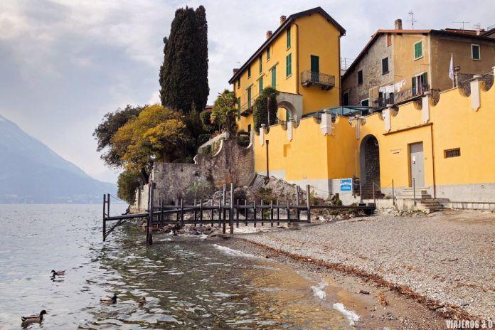 Varenna, los pueblos más bonitos del lago de Como en Italia