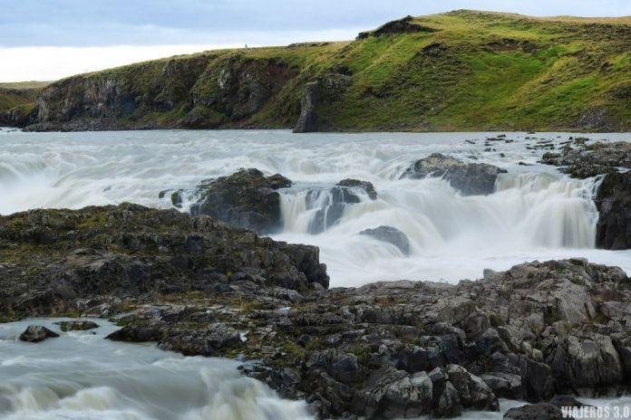 Urridafoss, Ruta del Círculo Dorado en Islandia