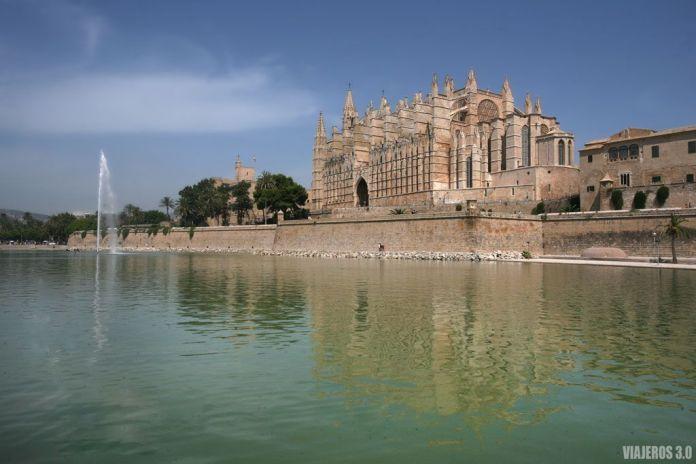 Catedral, que ver en Palma de Mallorca
