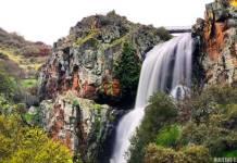 Faia da Agua Alta, la cascada más alta de Portugal