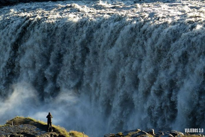 Las cascadas más bonitas de Islandia, Dettifoss.