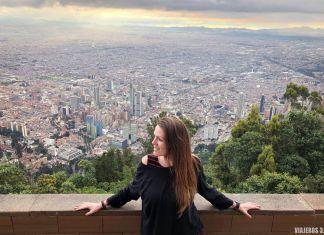 Mirador de Monserrate en Bogotá, ¿Es seguro viajar a Colombia?