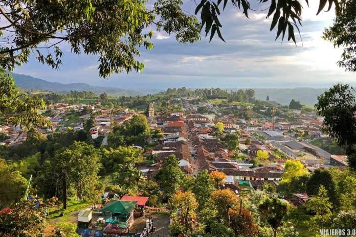 Salento y el Valle de Cocora, ruta por Colombia
