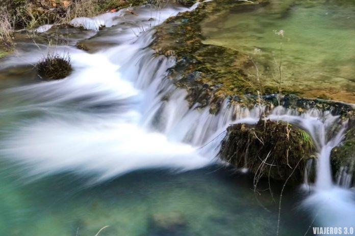 Qué ver en Orbaneja del Castillo, cascadas