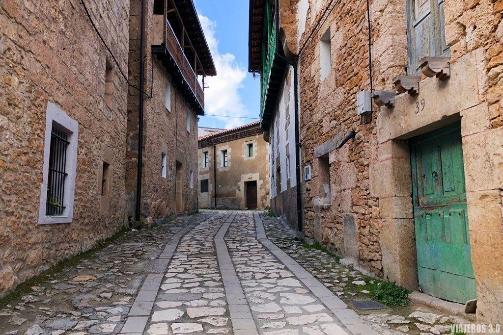 arquitectura popular, Orbaneja del Castillo