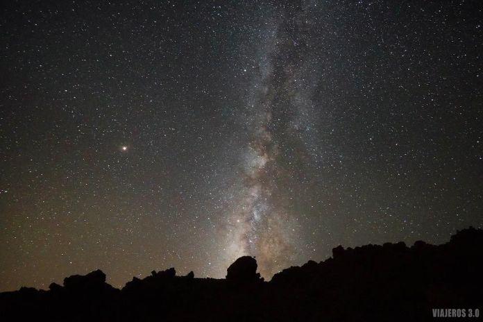 estrellas, cómo ascender al pico del Teide