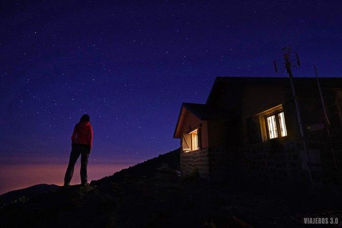 Refugio de Altavista, cómo subir al Teide caminando