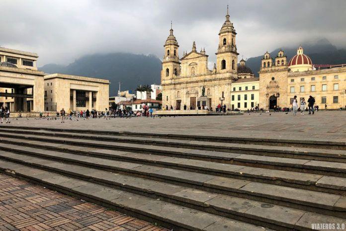 Plaza de Bolívar, que hacer y que ver en Bogotá