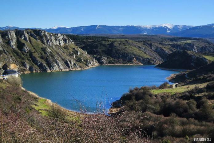 presa de Alba, que ver cerca de Burgos