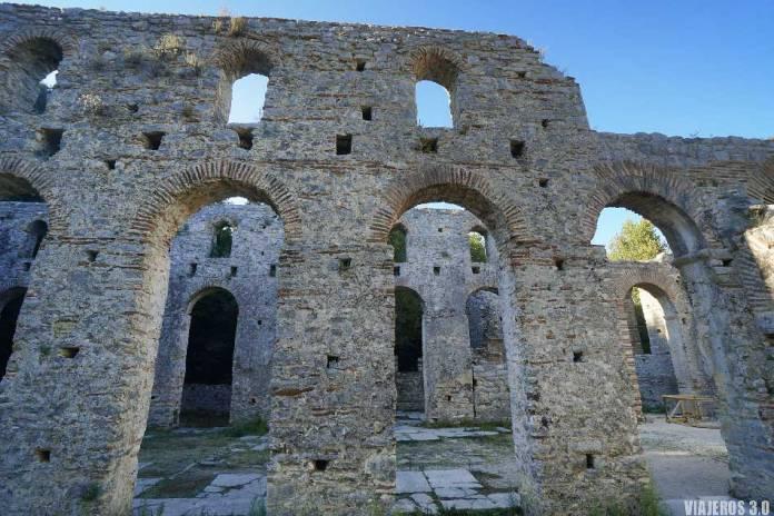 Butrinto, patrimonio de la humanidad en Albania