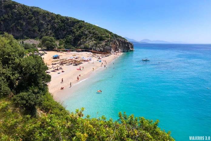las mejores playas que ver en Albania
